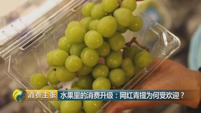 """一斤700元?它号称葡萄中的""""爱马仕"""",究竟贵在哪儿?"""